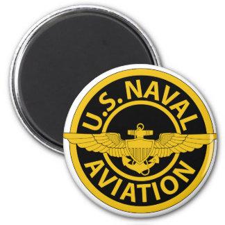 U.S. Naval Aviation - 2 Magnet
