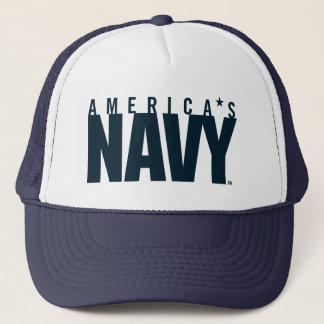 U.S. Navy   America's Navy Trucker Hat