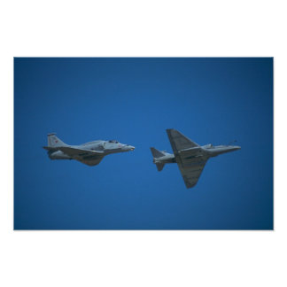 U.S. Navy/Douglas A-4 Skyhawk aggressor Print