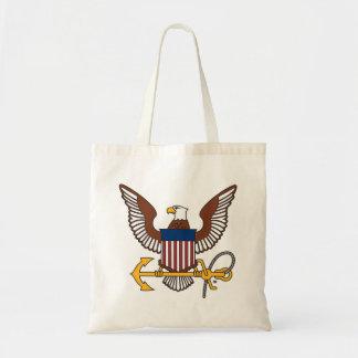 U.S. Navy | Eagle Emblem Tote Bag