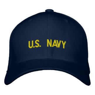 U.S. NAVY Embroidered Hat