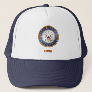 U.S. Navy Family Hat