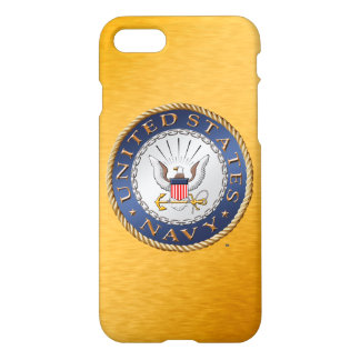 U.S. Navy iPhone 7 Phone Case