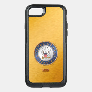 U.S. Navy Mom iPhone & Samsung Otterbox Case