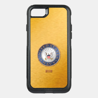 U.S. Navy Mom iPhone, Samsung, Pixel Otterbox Case