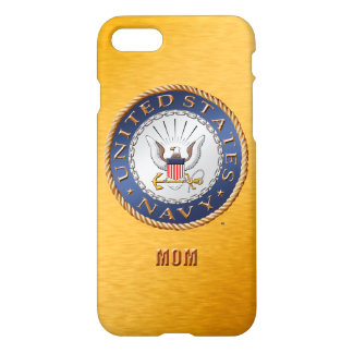 U.S. Navy Mom Phone Cases