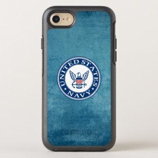 U.S. Navy | Navy Alt Emblem OtterBox Symmetry iPhone 8/7 Case