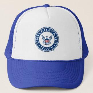 U.S. Navy   Navy Alt Emblem Trucker Hat