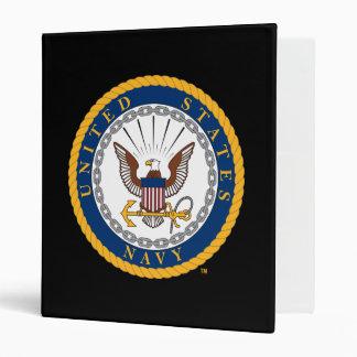 U.S. Navy | Navy Emblem 3 Ring Binder