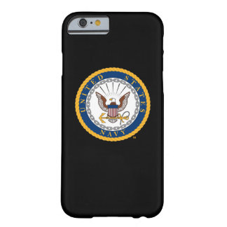 U.S. Navy | Navy Emblem Barely There iPhone 6 Case