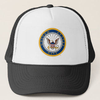 U.S. Navy   Navy Emblem Trucker Hat