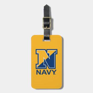 U.S. Navy | Navy Initial N Bag Tag