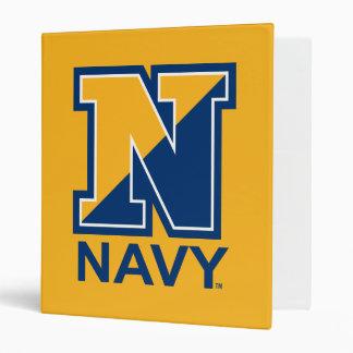 U.S. Navy | Navy Initial N Binder