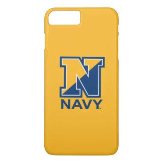 U.S. Navy | Navy Initial N iPhone 8 Plus/7 Plus Case