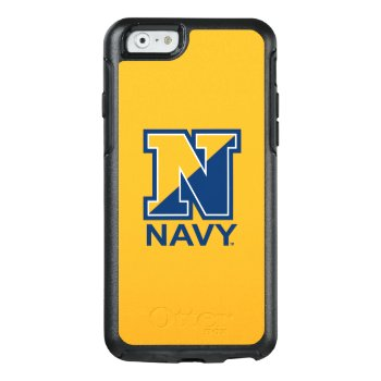 U.s. Navy | Navy Initial N Otterbox Iphone 6/6s Case by usnavy at Zazzle