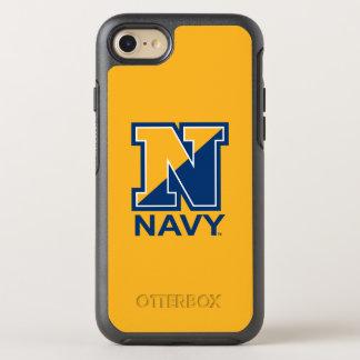 U.S. Navy | Navy Initial N OtterBox Symmetry iPhone 8/7 Case