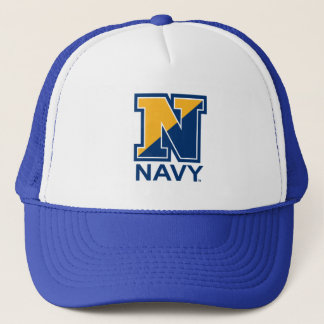 U.S. Navy   Navy Initial N Trucker Hat