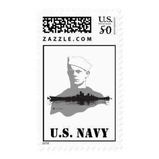 U.S. Navy Postage