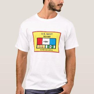 U.S. NAVY SEA BEE VIETNAM VETERAN T-Shirt