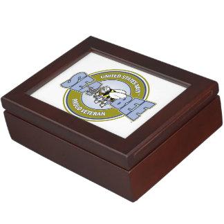 U.S. Navy Seabee Memory Box