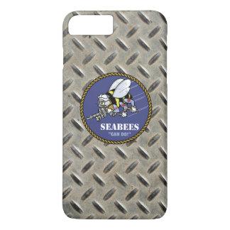 U.S. Navy | Seabees iPhone 8 Plus/7 Plus Case