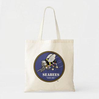 U.S. Navy | Seabees Tote Bag