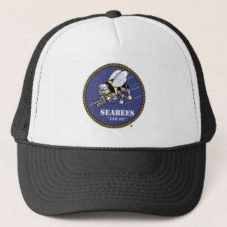 U.S. Navy   Seabees Trucker Hat