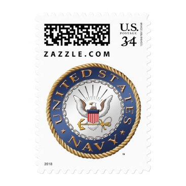 U.S. Navy Stickers Postage