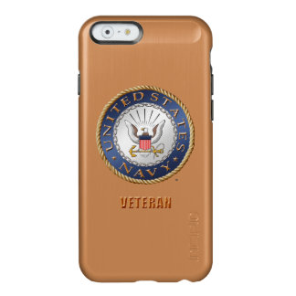 U.S. Navy Veteran iPhone Case