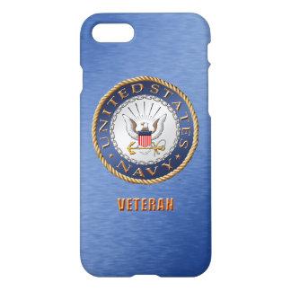 U.S. Navy Veteran iPhone Case