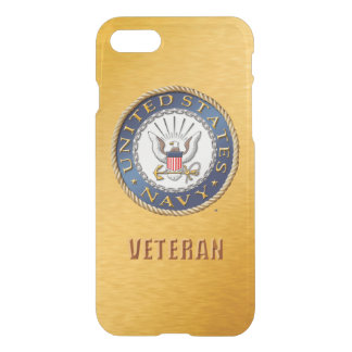 U.S. Navy Veteran iPhone & Samsung Cases