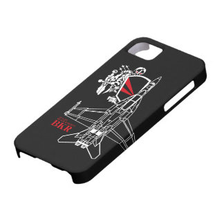 "U.S.NAVY/VFA-154 ""Black Knights"" iPhone 5 Cass iPhone SE/5/5s Case"