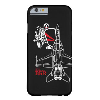 """U.S.NAVY/VFA-154 """"Black Knights"""" iPhone 6 Cass Barely There iPhone 6 Case"""