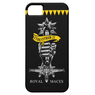 """U.S.NAVY/VFA-27 """"Royal Maces"""" iPhone 5 Cass iPhone SE/5/5s Case"""