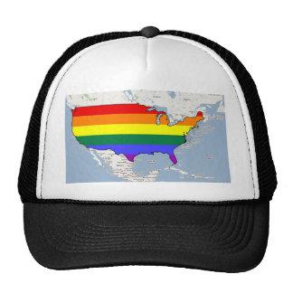 U.S. Orgullo de GLBT Gorro