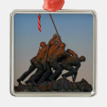 U.S. Ornamento del monumento de guerra del Cuerpo  Ornamentos Para Reyes Magos