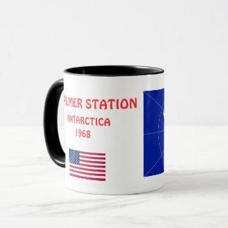 U.S. Palmer Antarctic Station Custom Mug