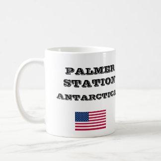 U.S. - Palmer Station Flag Mug