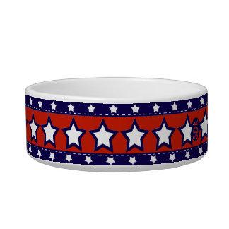 U.S. Patriotic Celebration of National Holidays Bowl