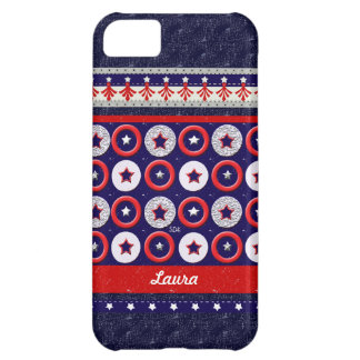 U.S. Patriotic Celebration of National Holidays Cover For iPhone 5C