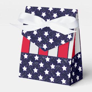 U.S. Patriotic Celebration of National Holidays Favor Box