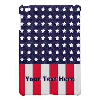 U.S. Patriotic Celebration of National Holidays iPad Mini Cover