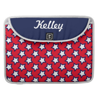 U.S. Patriotic Celebration of National Holidays Sleeves For MacBook Pro