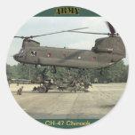 U.S. Pegatina del ejército CH-47 Chinook