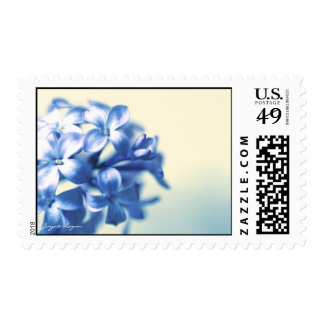 U.S. Postage Stamp - Lilacs in Blue Bloom