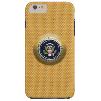 """U.S. President Bon appetit"" Tough iPhone 6 Plus Case"