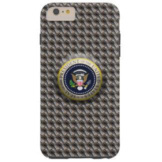 """U.S. President Gray wasteland"" Tough iPhone 6 Plus Case"