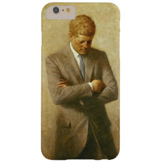 U.S. President John F. Kennedy by Aaron Shikler Barely There iPhone 6 Plus Case