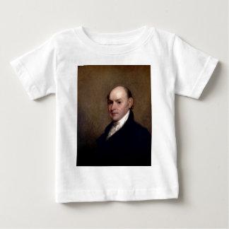U.S. President John Quincy Adams by Gilbert Stuart Baby T-Shirt