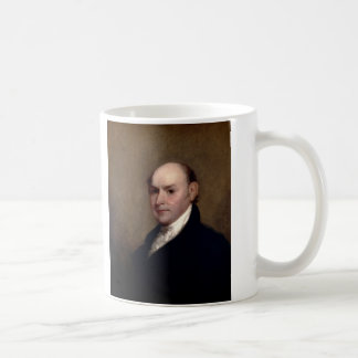 U.S. President John Quincy Adams by Gilbert Stuart Coffee Mug